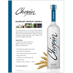 Chopin Wheat