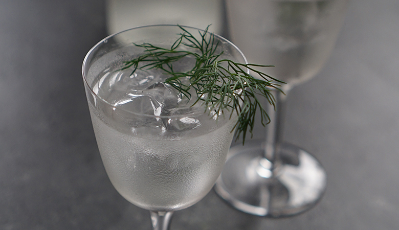 Rosemary Potato Martini